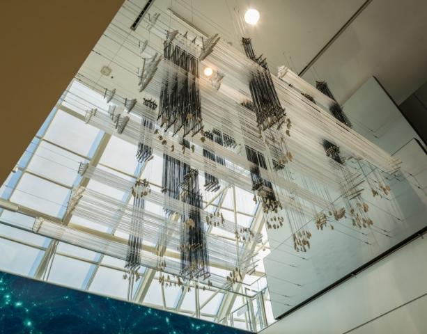 Fabric of the Universe at Adler Planetarium